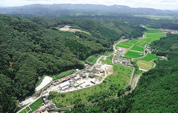 Hishikari Aerial View