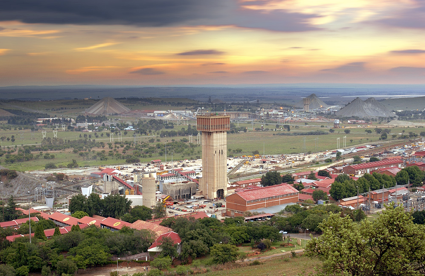 Witwatersrand Basin Gold Field