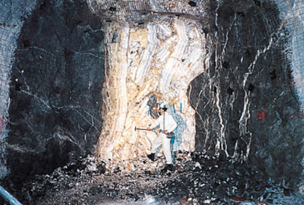 Hishikari Gold Mine
