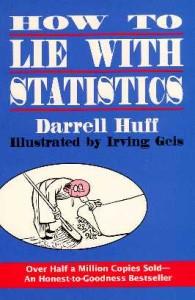 lie with statistics