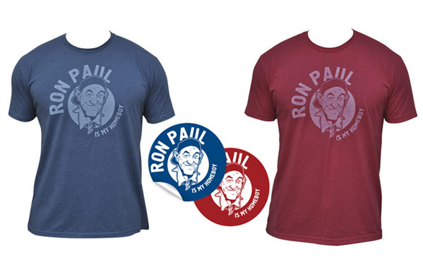 Ron Paul T-Shirts