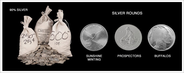 Top 3 Reasons To Buy Silver Coins And Bullions Cmi Gold