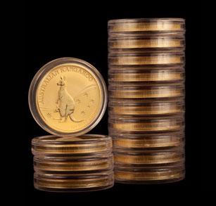 Australian Kangaroos Gold Coins Gold Investment Cmi