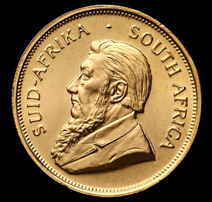 1980 Krugerrand Value April 2019