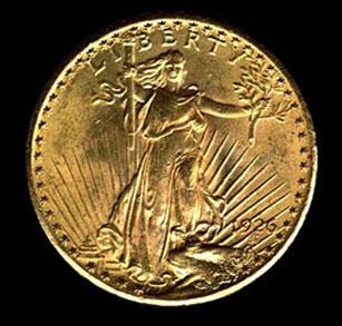Buy St Gaudens Gold Coins, The Saint Gaudens No Motto 1908