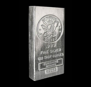 100 Troy Ounces Of Silver Worth May 2019