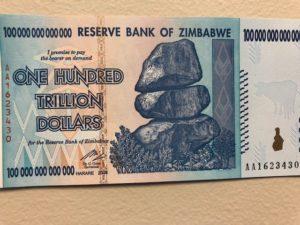 Zimbabwe A Road Too Often Traveled Cmi Gold Silver